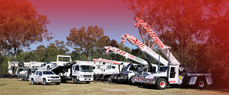 CabCranes - Brisbane Crane and Transport Hire - Moreton - Caboolture