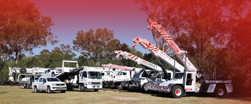 CabCranes - Brisbane Crane and Transport Hire - Moreton - Caboolture