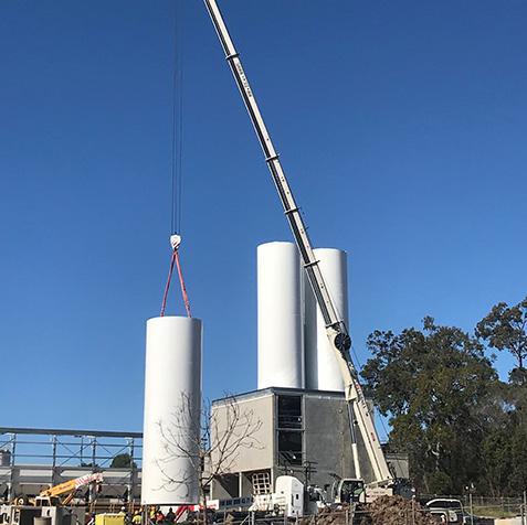 130 Tonne - CabCranes - Brisbane Crane Hire