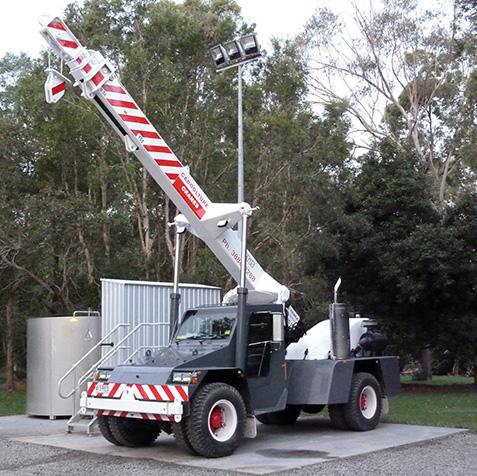 15 Tonne CabCranes - Brisbane Crane Hire